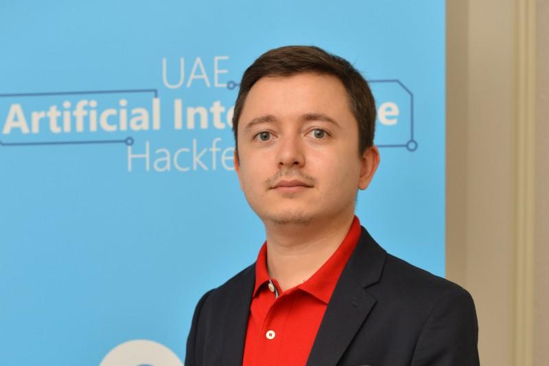 Mik Chernomordikov, engineering & innovations lead, Microsoft Middle East and Africa