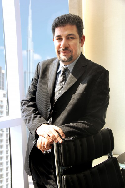 Nidal Othman, StarLink, VAD, distributor, Schneider Electric, data centre, cloud