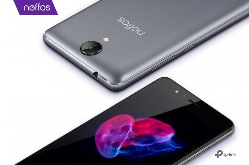 Neffos, smartphone