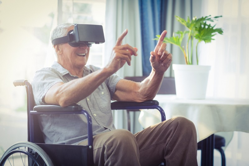 VR, disabilities