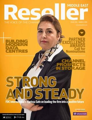 Reseller Middle East March 2018