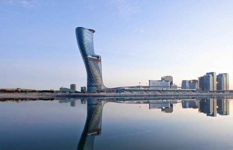 Tom Cruise shoots in Abu Dhabi