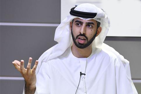 Omar Al Olama, Minster of AI, UAE