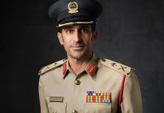 General Abdullah Al Marri, Dubai Police Commander-in-Chief