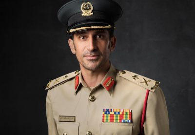General Abdullah Al Marri, Dubai Police Commander-in-Chief