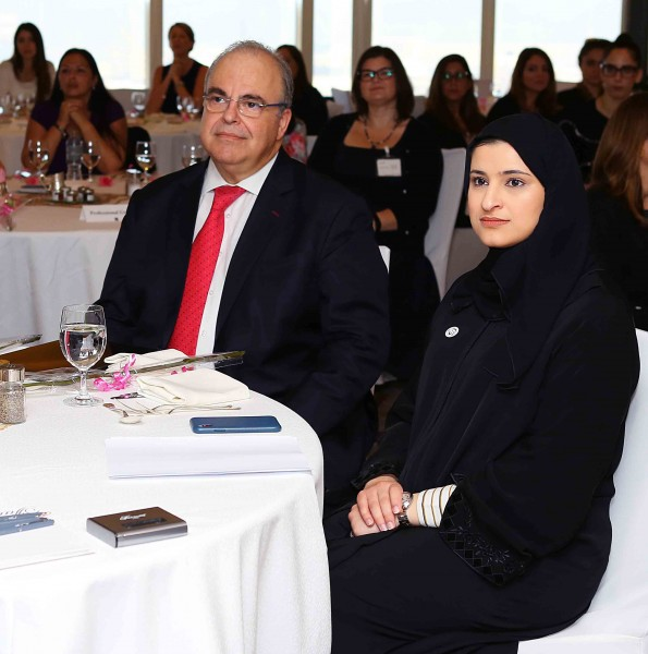 HE Sara Al Amiri, UAE minister for Advanced Sciences