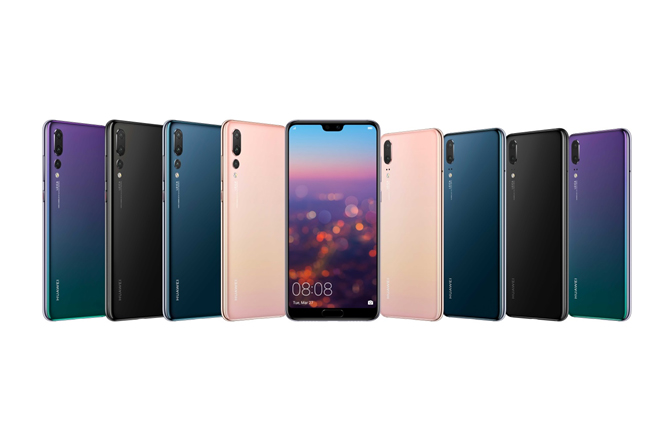 Huawei's new smartphone is a triple treat