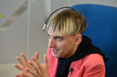 Cyborg Neil Harbisson