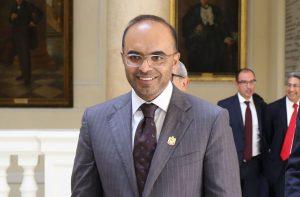 Majid Saif Al Ghurair, chairman of Dubai Chamber of Commerce and Industry