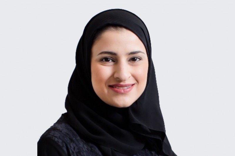 Sarah bin Yousef Al Amiri, Minister of State for Advanced Sciences