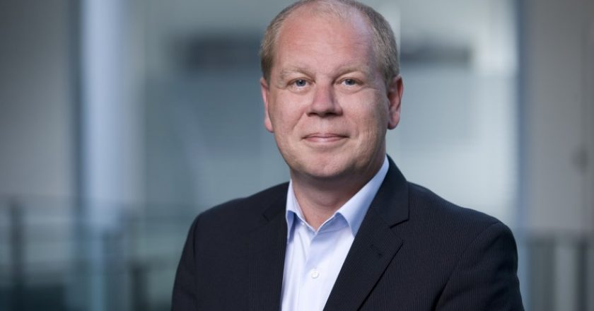 Morten Illum, vice president, Europe, Middle East & Africa, Aruba