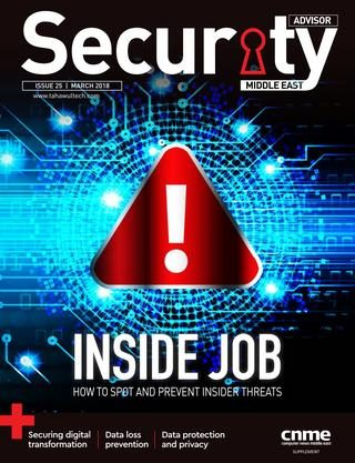 Security Advisor Middle East | Issue 25