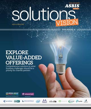 Solutions Vision | Issue 01