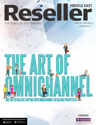 Reseller Middle East April 2018