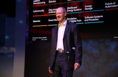 Siemens CTO Dr Roland Busch