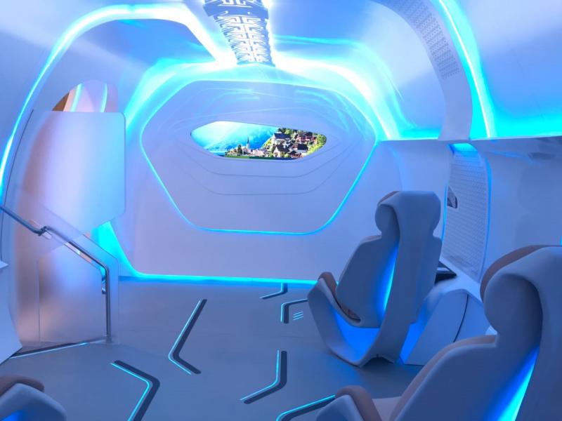 Virgin Hyperloop One eyes high-speed NEOM route