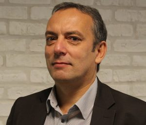 Nicolas Boudot, SoftBank Robotics Europe