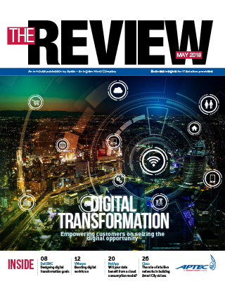 The Review | May 2018 | Digital transformation
