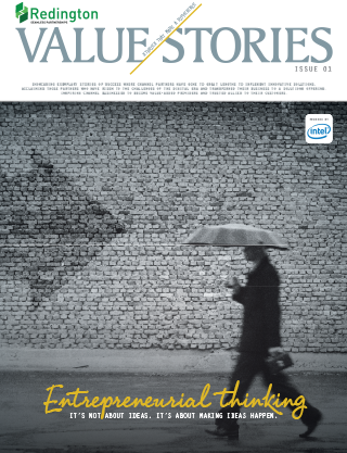 Value Stories | Issue 01 | Entrepreneurial thinking