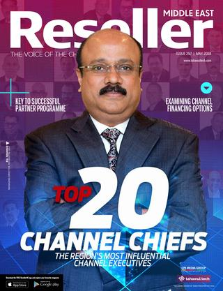 Reseller Middle East Digital Issue May 2018