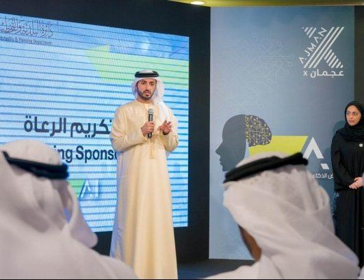 Sheikh Rashid bin Humaid Al Nuaimi, Ajman Municipality