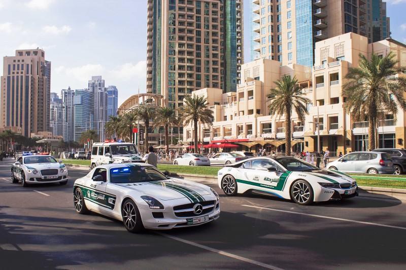Dubai Police 5G