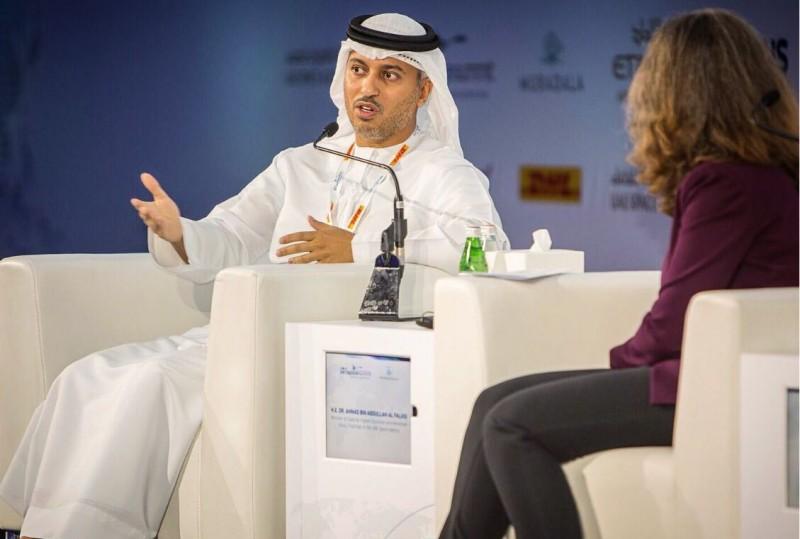 Dr. Ahmad bin Abdullah Humaid Belhoul Al Falasi, UAE Space Agency