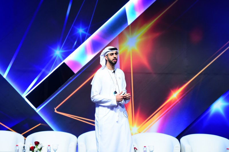 UAE Minister of State for AI Omar bin Sultan Al Olama, future