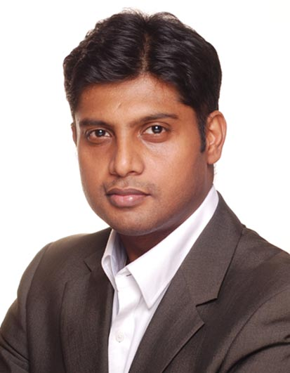 Arindam Paul, Solution Architect, Intertec Systems, managed services
