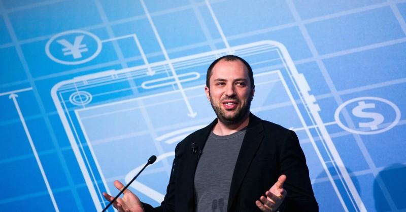 Jan Koum, WhatsApp co-founder and CEO