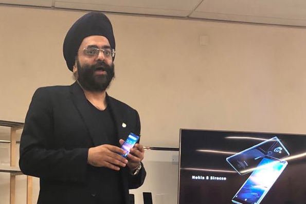 Sanmeet Kochha HMD Global