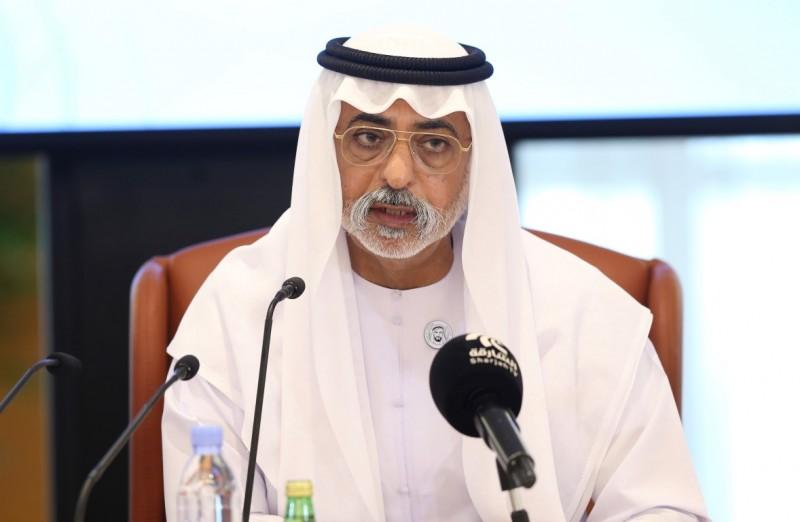 Sheikh Nahyan bin Mubarak Al Nahyan, UAE Minister of Tolerance