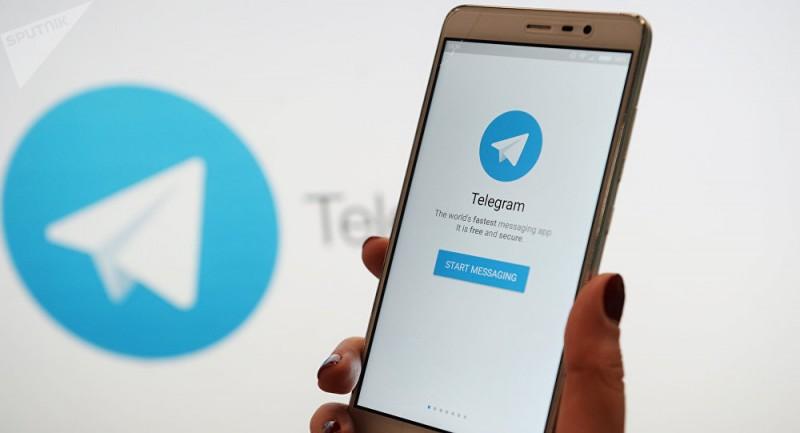 Russia began blocking Telegram last month.