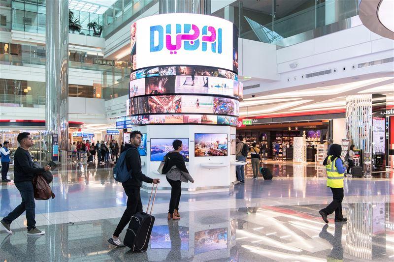 Dubai tech tourism