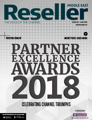 Reseller Middle East | June 2018 | Partner Excellence Awards 2018