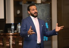 Samer Semaan, distribution manager, Gulf & UAE, Dell EMC