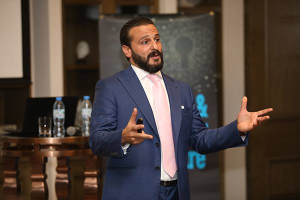 Samer Semaan, distribution manager, Gulf & UAE, Dell EMC