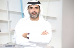 Marwan Abdulaziz Janahi, Dubai Science Park's executive director