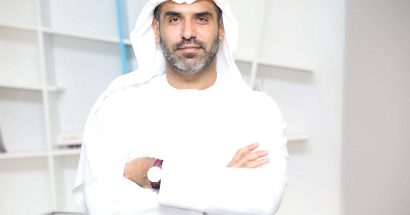 Marwan Abdulaziz Janahi, Dubai Science Park's executive director