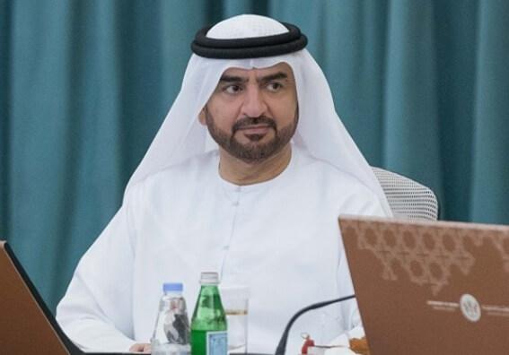 Sheikh Abdullah bin Salem bin Sultan Al Qasimi, SEC