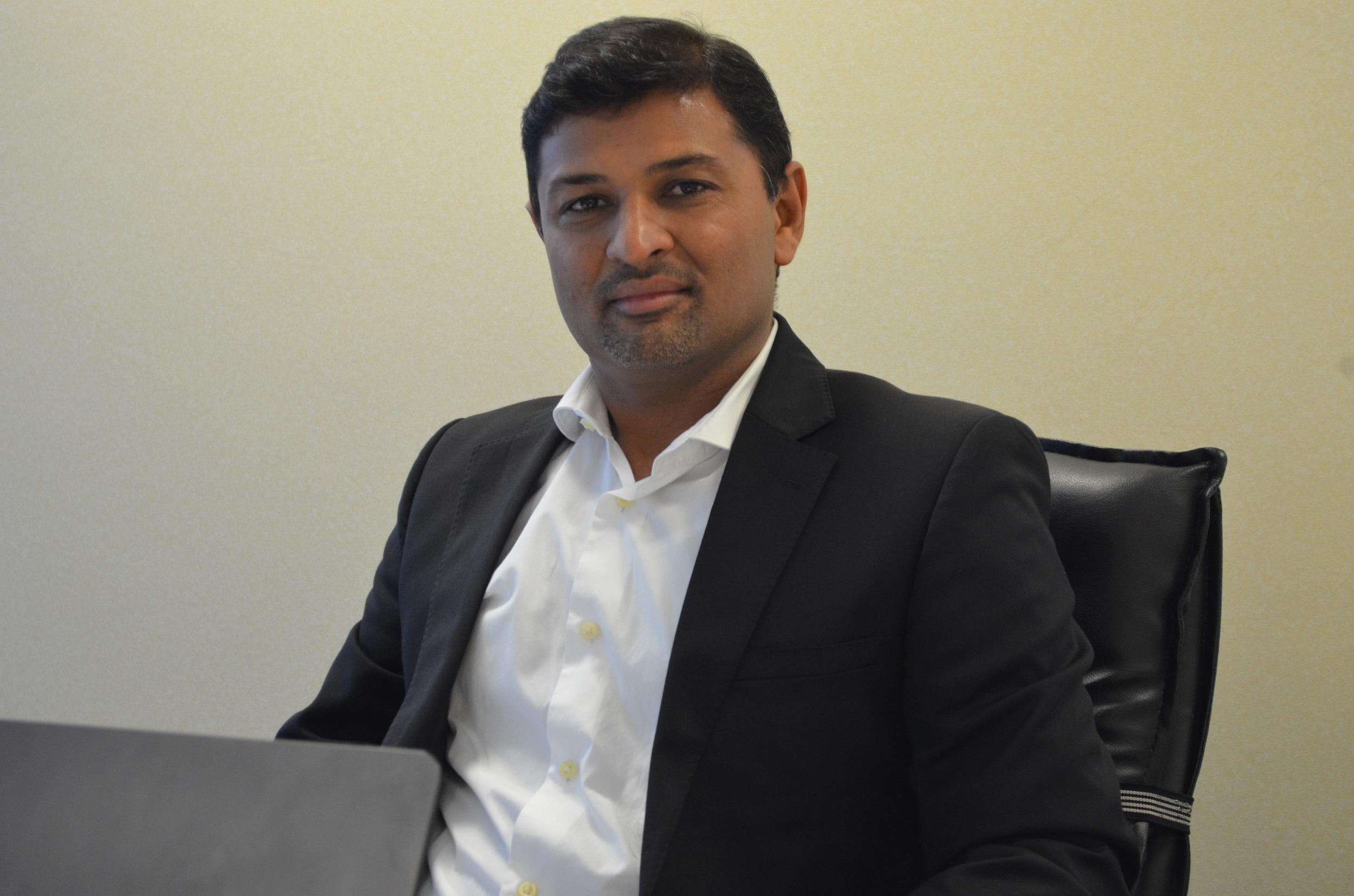 Vikas Panchal, business head, Tally Solution, VAT