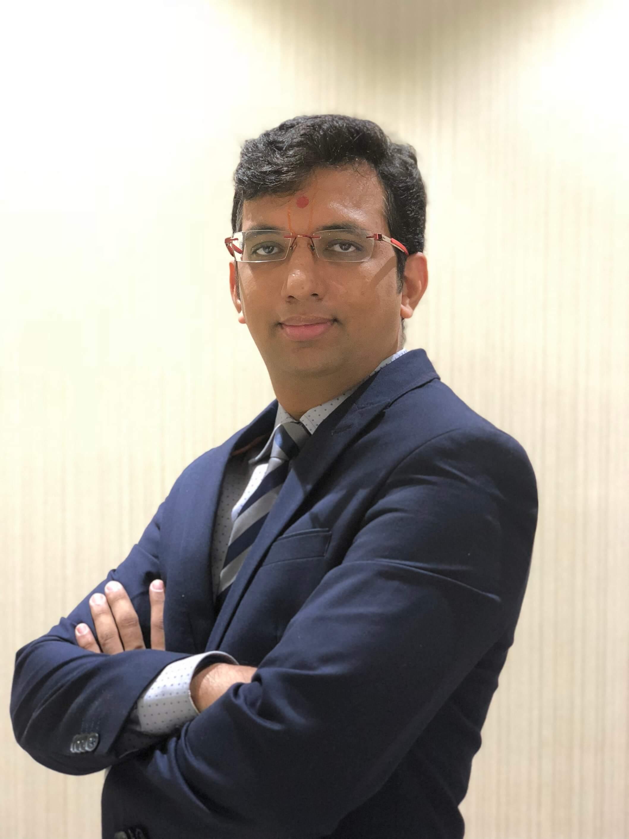Vivek Mistry, manager, Aruba, a Hewlett Packard Enterprise company