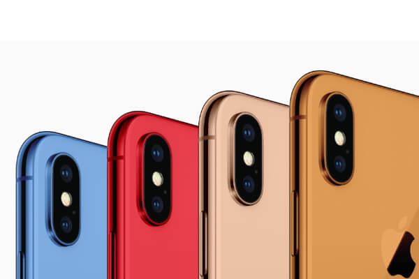 IPhone alert: Apple fans can expect colourful changes