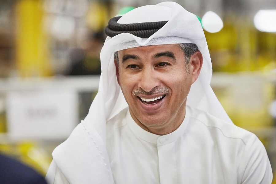 noon founder Mohamed Alabbar