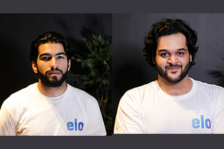 Mohammed Khamas and Mohammed Bafaqih