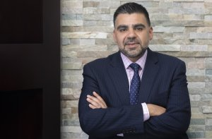 Adam Lalani, Tristar's group head of IT
