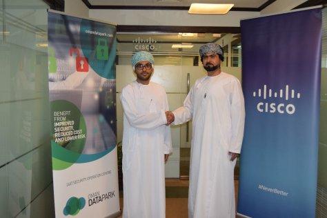 Maitham AL-Lawati, ODP and Ali AL-Lawati, Cisco