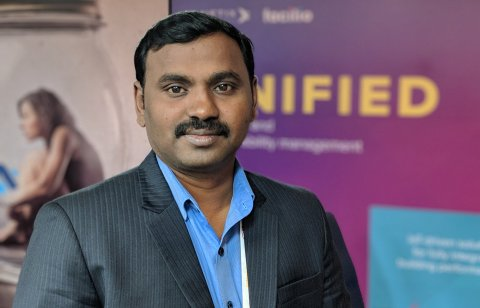 Prabhu Ramachandran, Facilio