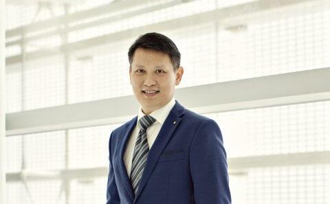 Richard Teng - CEO, ADGM Financial Services Regulatory Authority