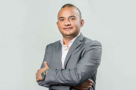Mohamad Rizk, Manager System Engineers, Middle East at Veeam